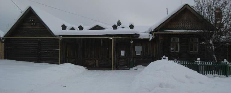 Дом Бажова