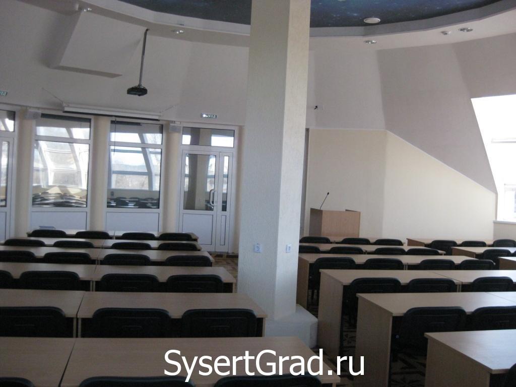Konferenc-zal restoranno-gostinichnogo kompleksa Smirnov