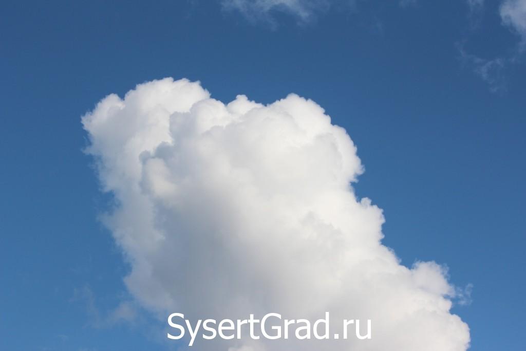 Облака над Сысертью