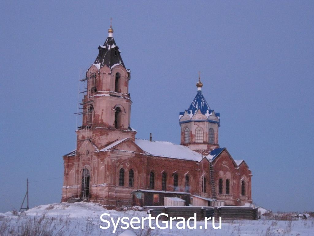 """Церковь Михаила Архангела не была """"обезглавлена"""" при коммунистах"""