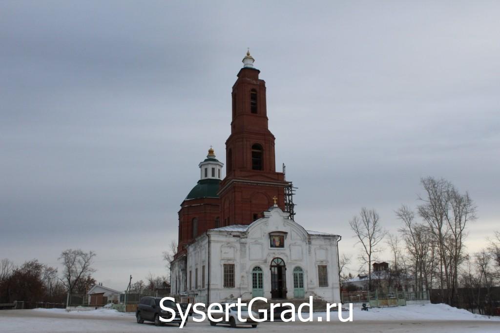 Церковь Святых Симеона Богоприимца и Анны Пророчицы