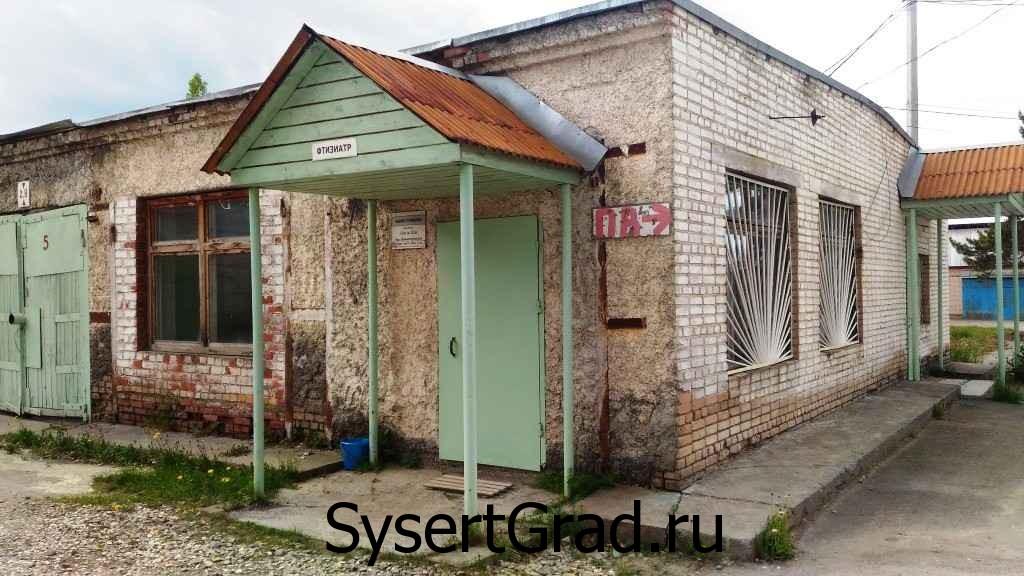 Фтизиатр в Сысерти