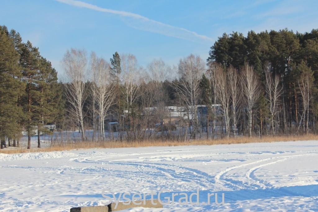 Поселок Школьный ранее назывался Шевелёвкой