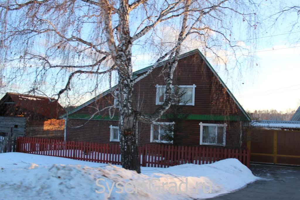 Я бы купил этот дом в поселке Асбест
