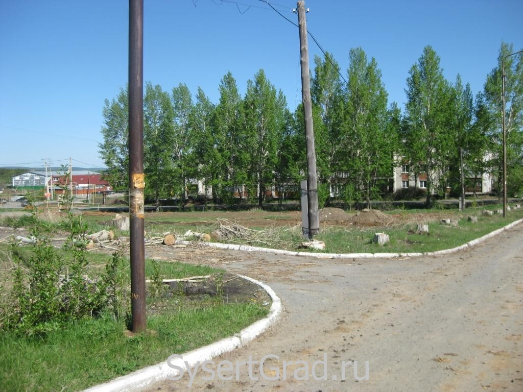 Строительство детского сада в Патрушах