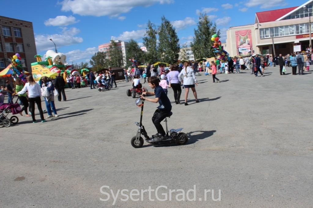 Прокат детских машин и велосипедов в Сысерти