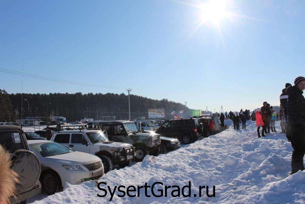 Мероприятие Снежный десант в Кашино