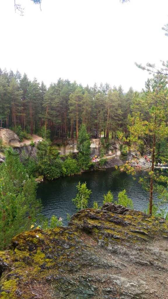Тальков камень парк