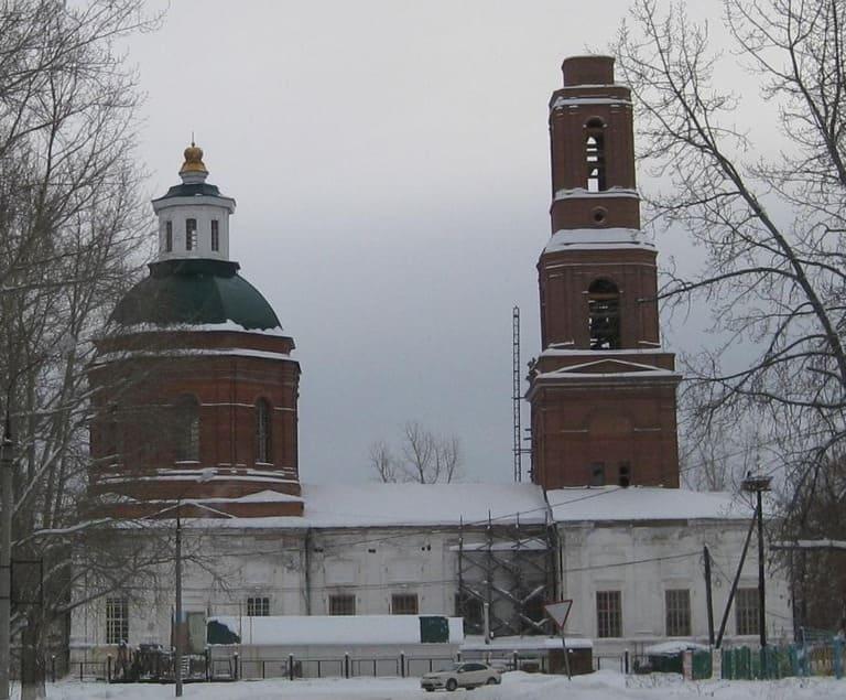 Храм Во Имя Симеона Богоприимца и Анны Пророчицы