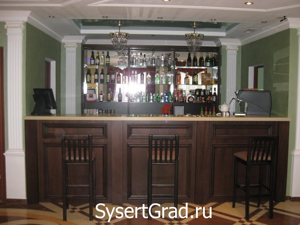 Русский зал бар