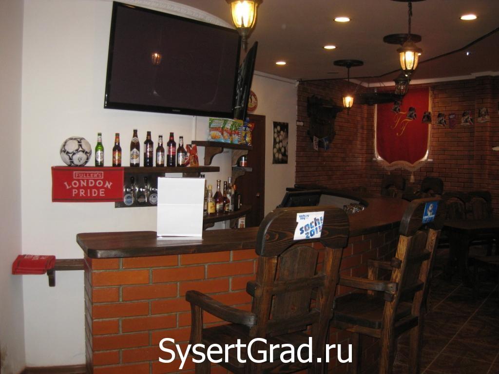 Sport-bar televizory