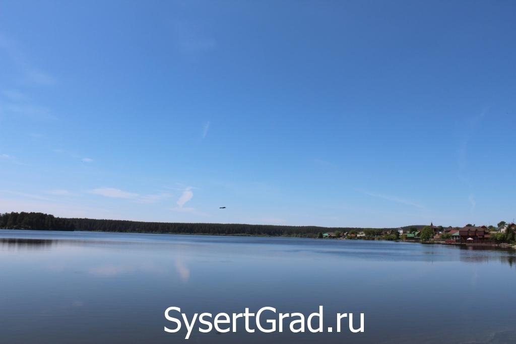 Сысертский пруд