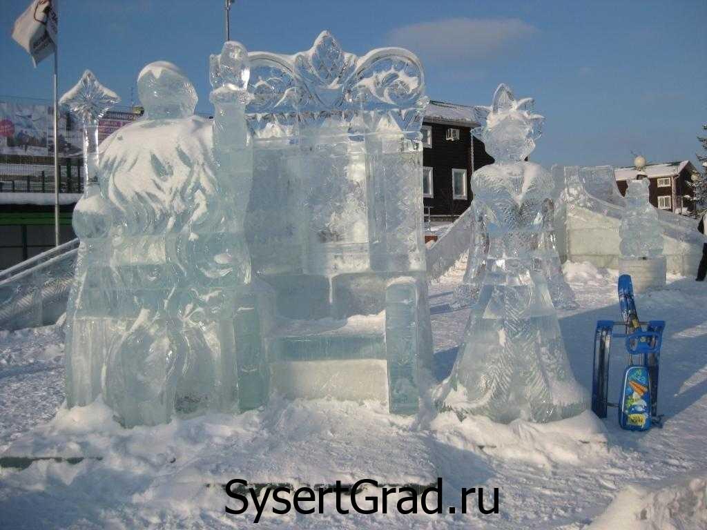 Дед мороз и снегурочка 2016 на КСК Белая лошадь