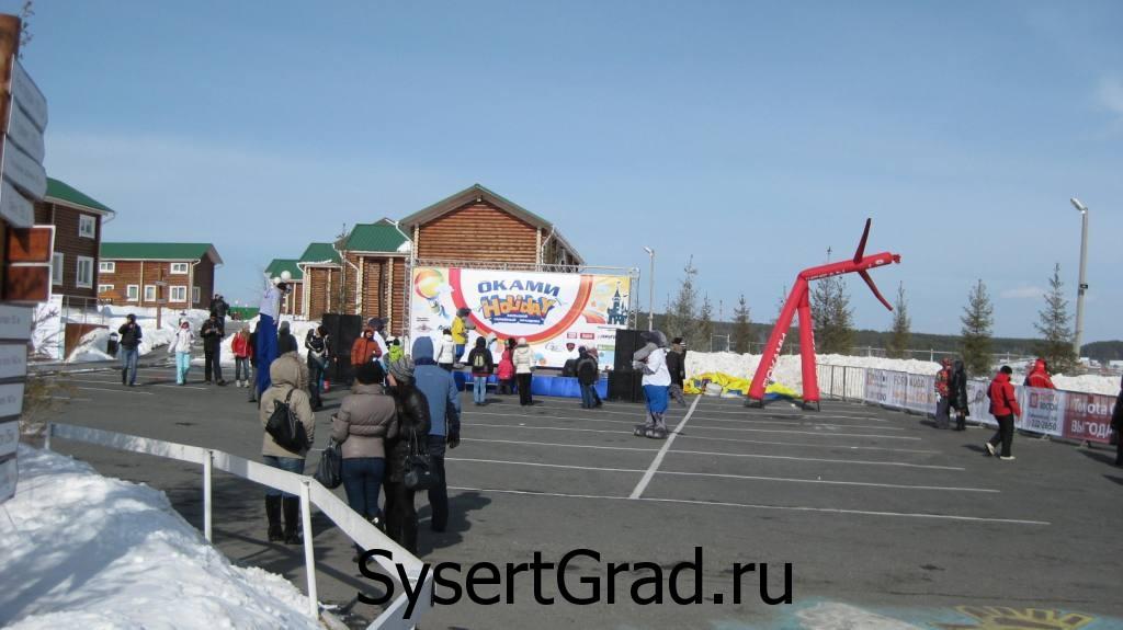 Семейный праздник «Оками Holiday» в КСК «Белая Лошадь»