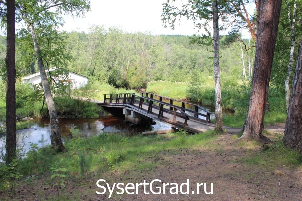 Мост на Тальков камень