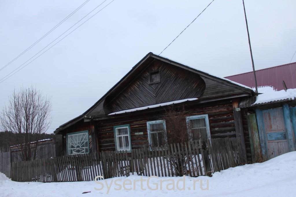 Дом в поселке Школьный