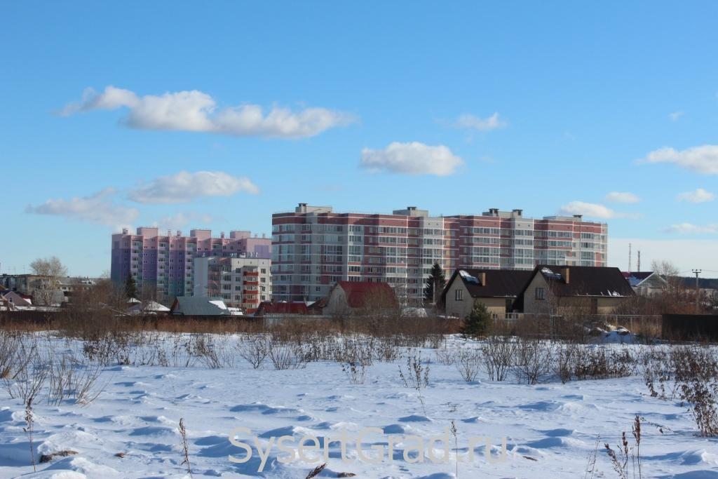 Свободы, 38а, Орджоникидзе, 60, Розы Люксембург, 65 - новые дома в Сысерти