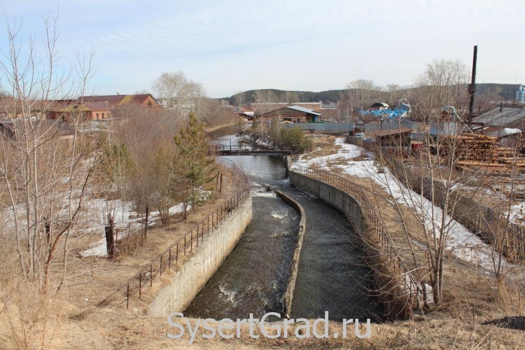 Река Сысерть