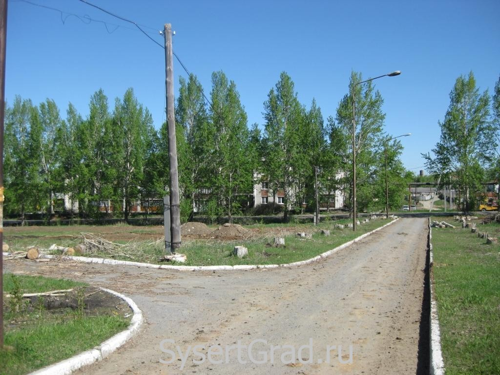 Начало строительства детского садика в Патрушах на Колхозной, 23в на 270 мест