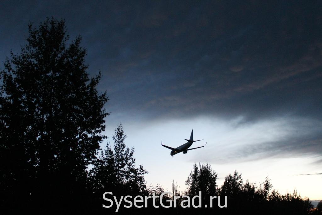 Выходные у аэродрома Кольцово
