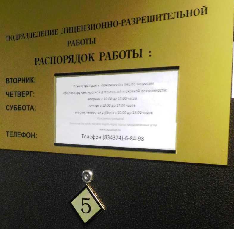 Лицензионно-разрешительная работа в Сысерти
