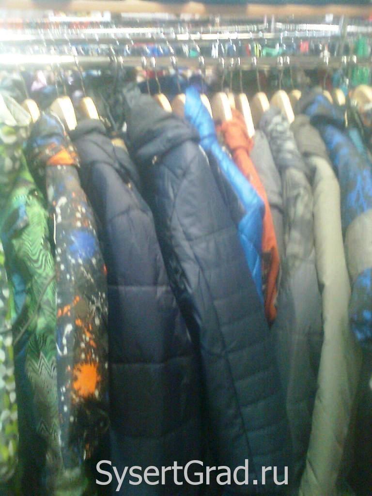 Одежда в магазине Теремок