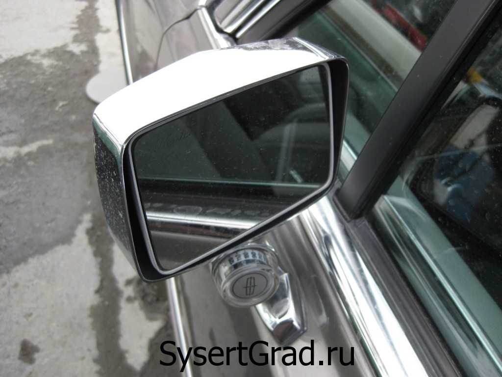 Зеркало Lincoln Town Car