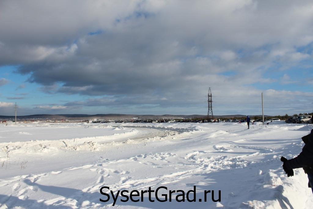 II Этап Кубка Снежный Вихрь Екатеринбург, 17км Полевского тракта
