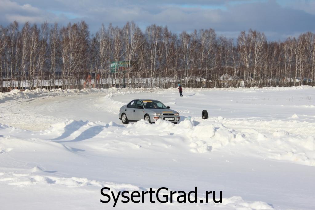 Автогонки Екатеринбург. Зимний спринт 6 февраля 2016 года