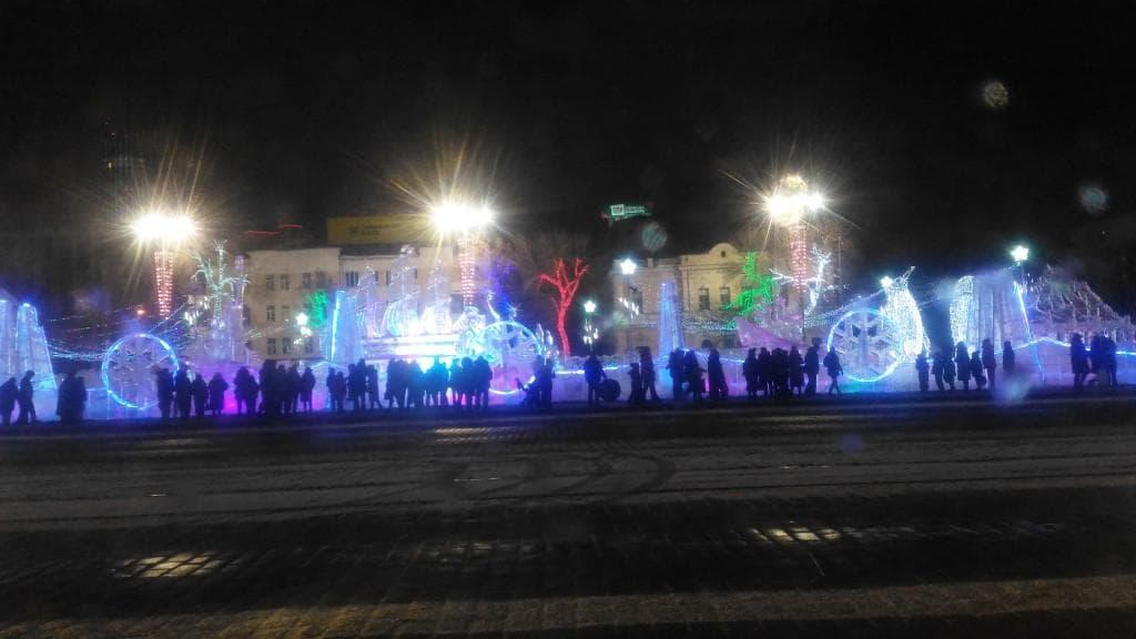 Екатеринбургский ледовый городок закрыли 1