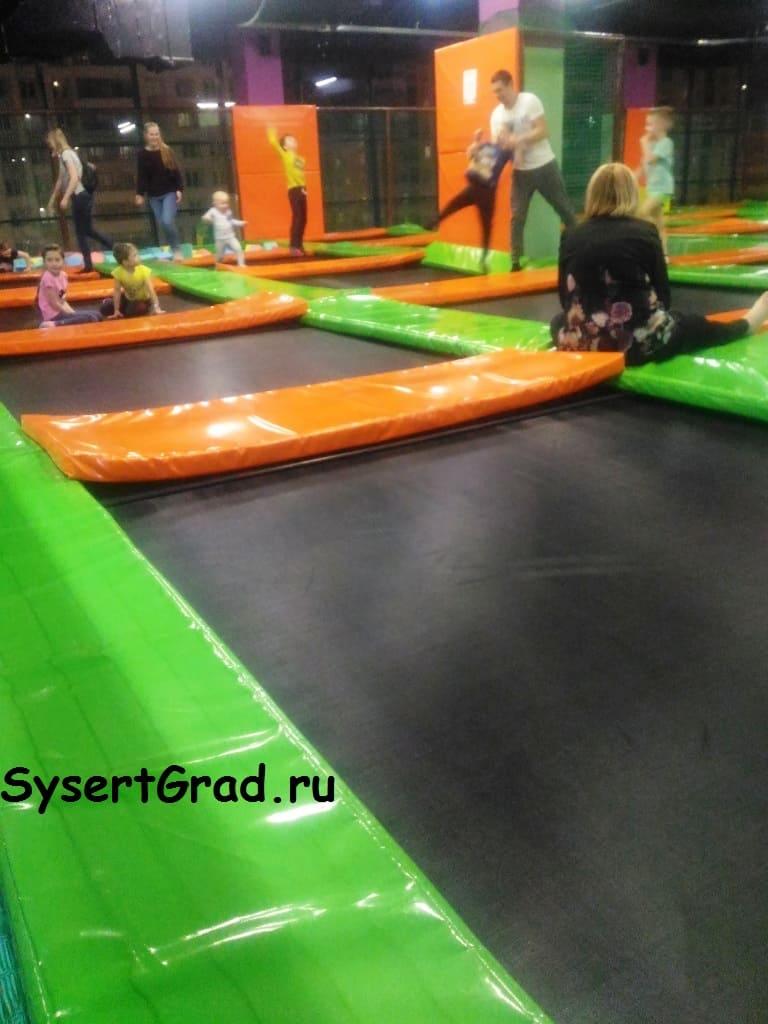 Готовы ли вы к прыжкам в Fun Jump?