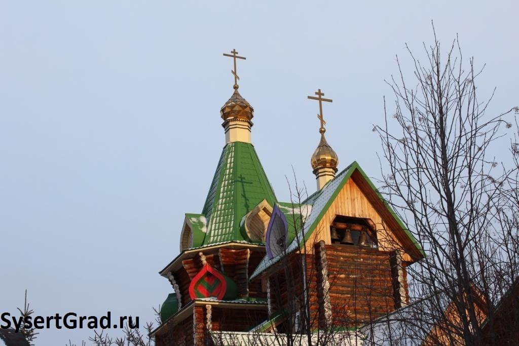 Храм в Кашино сысертский район страстотерпца царевича Алексия