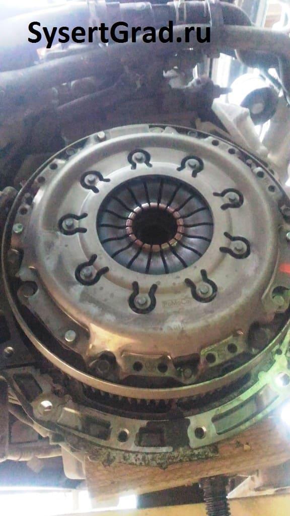 Форд фокус 2 8