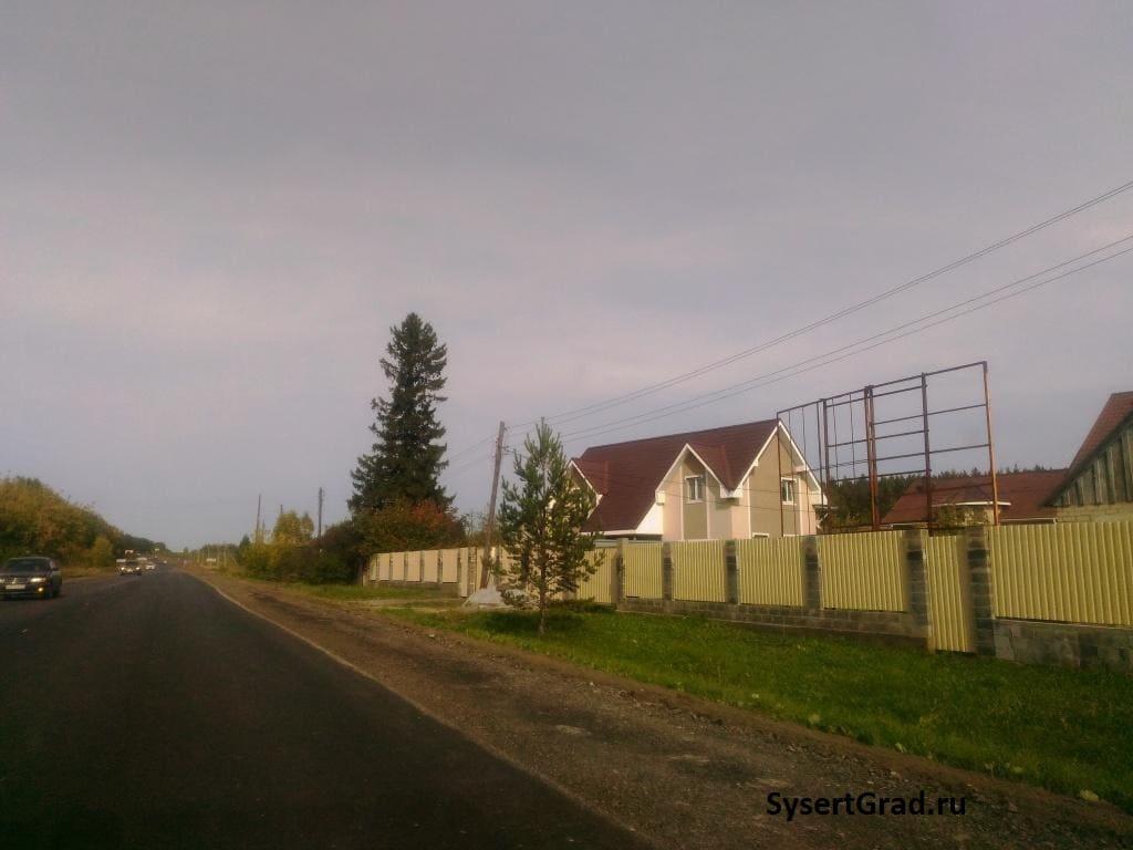 Ольховка Сысертский район 2