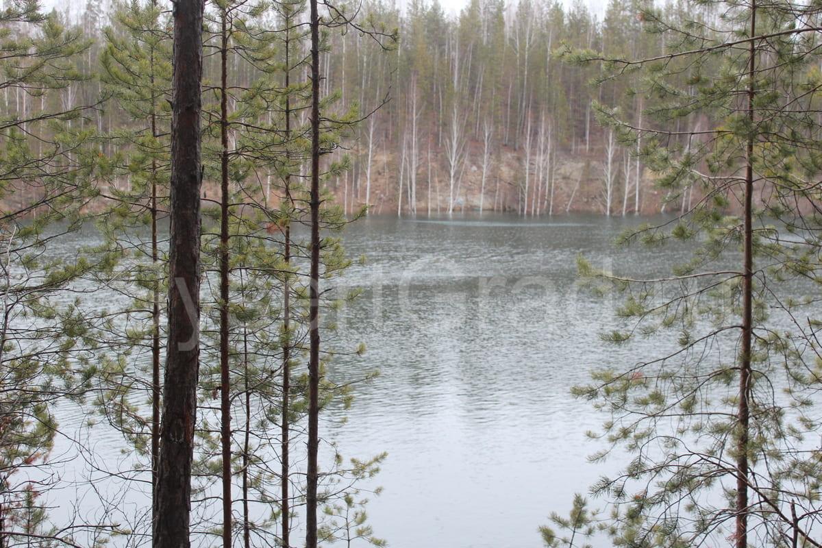 Старая линза Шабровский затопленный карьер