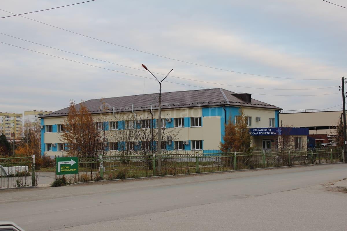 Детская больница в Сысерти