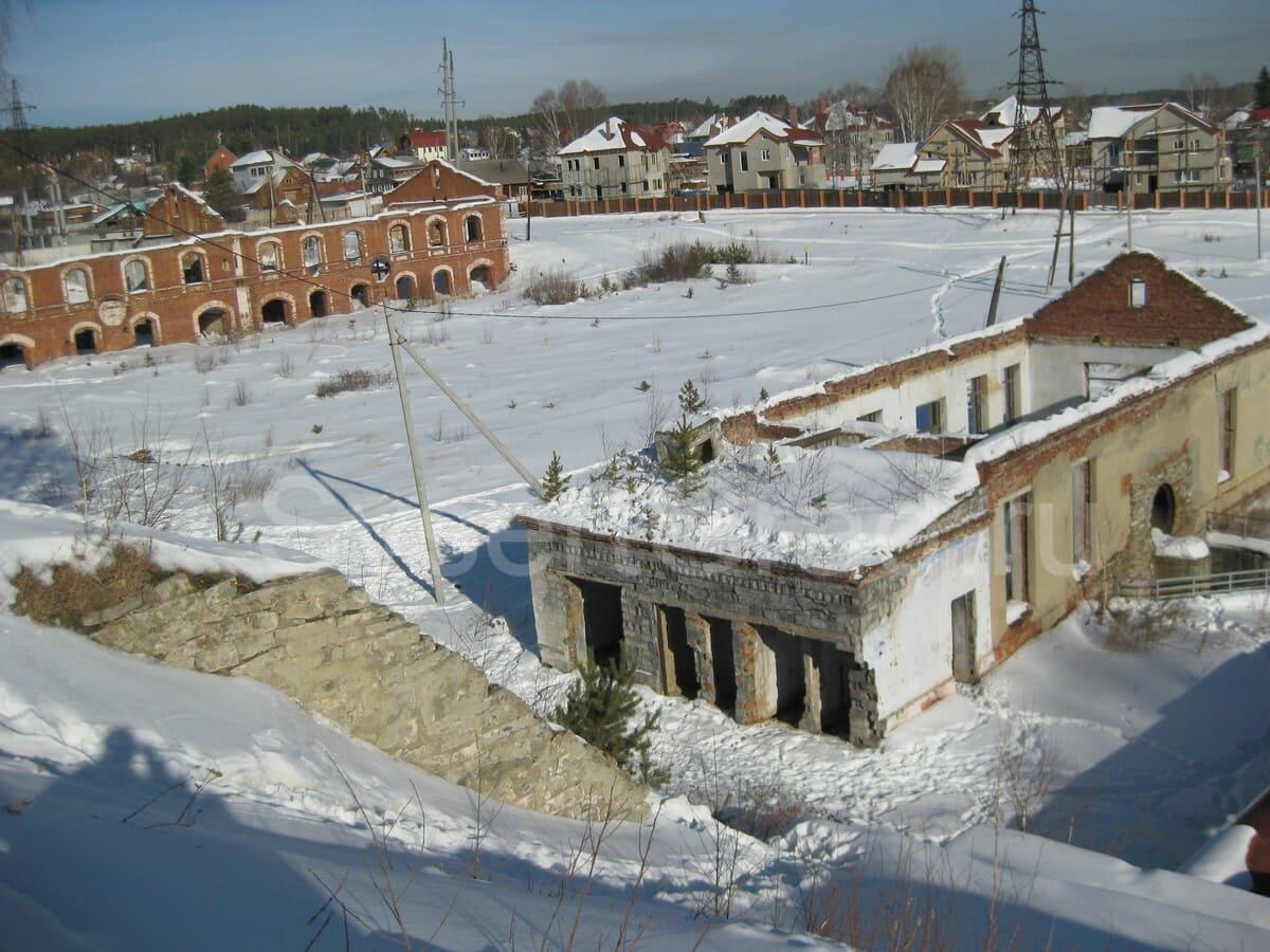 Завод Верхняя Сысерть