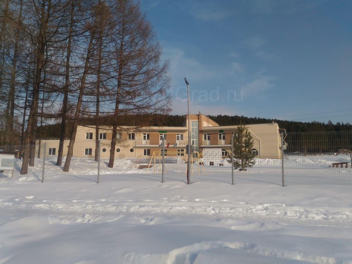 Школа олимпийского резерва Сысерть